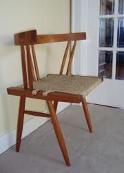 Craft a Timeless Rocking Chair - Canadian Woodworking Magazine Woodworking Wood Types, Canadian Woodworking, Woodworking Store, Woodworking Furniture, Furniture Plans, Teds Woodworking, Fold Up Chairs, Folding Chair, Chair Parts