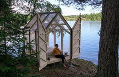 72 h Cabin on island Henriksholm in Dalsland