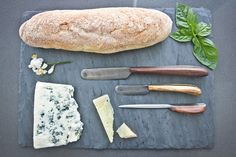 Cheese tool knife on Madesmith