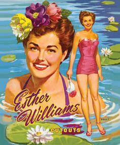 Esther Williams Paperdolls