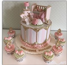Beautiful cake design