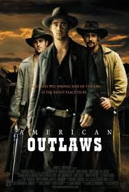 "American Outlaws ........................         Cole [to Jesse]: ""I can't believe I'm sayin' this, cause everyone knows I'm the toughest man in this town, but you are one terrifyin' son of bitch with them guns!"""