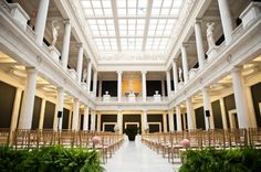 Carnegie Museum Hall of Sculptures Weddings