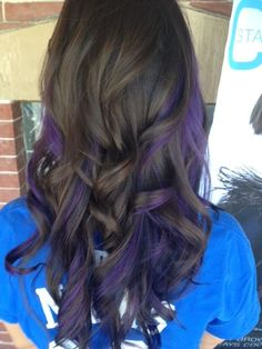 This very similar to what I did to my hair. I dyed the bottom 4-6 inches and balayaged it