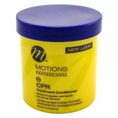 Motion CPR Critical Protection and Repair Treatment Conditioner - My hair depends on this!!!