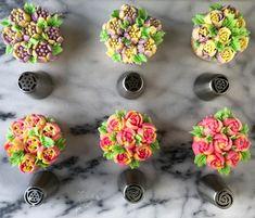 9 Easy Cupcake Decorating Ideas