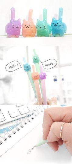 Pastel Cat Mechanical Pencil