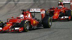 Examining Raikkonen v Vettel - and why the 2015 Ferrari suits both | Formula 1 News | Sky Sports