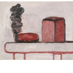 Philip Guston - Cigar, 1973