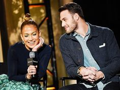 Star Tracks: Thursday, January 22, 2015 | SITTING PRETTY | Jennifer Lopez and her The Boy Next Door costar Ryan Guzman hold court to discuss the film during Wednesday's AOL BUILD Speaker Series in N.Y.C.