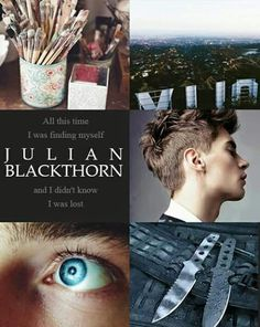 Julian Blackthorn discovered by erchomai on We Heart It Emma Carstairs, Jace Wayland, Clary Et Jace, Julian Blackthorn, Lady Midnight, Will Herondale, Cassie Clare, Cassandra Clare Books, Shadowhunters The Mortal Instruments