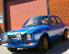 1970 Ford Escort RS 1600 Fast & Furious 6 Car Guide   25 Hot & Exotic Vehicles From the Movie