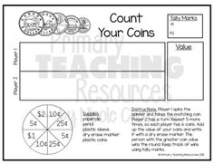 Canadian Money Game - Count Your Coins Money Images, Money Pictures, Money Pics, 1st Grade Math, Grade 2, Learning Money, Money Background, Money Logo, Primary Teaching
