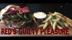 Guilty Pleasures Part Hell Burger Reds Bbq, Grilling, Free, Chicken, Summer, Recipes, Summer Time, Crickets, Rezepte