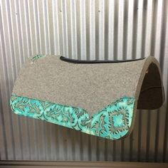best ever wool horse saddle pad
