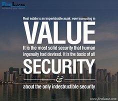 For more secure investments in real estate.... contact us - 011 4392 2222 #property #realestate #investment #security #delhincr