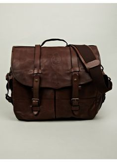 Polo Ralph Lauren Men's Messenger Bag. I don't care if it's for men, but I want it.