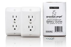 Guardian Angel Safety Outlet
