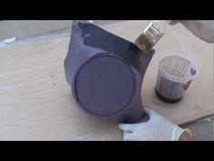 How to fiberglass (kick panels) - YouTube