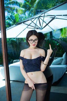 Tuigirl No 51 - Zhao Wei Huang [58P] | Full HD Girls