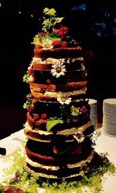 Naked Cake a' la Calliola