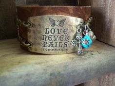 Lenny & Eva Cuff combo! Check out our Facebook page for more Lenny & Eva