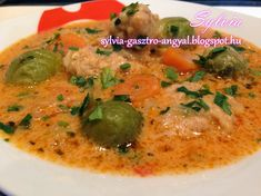 Soups, Curry, Food And Drink, Ethnic Recipes, Soup, Curries