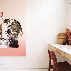 Olga Bennett - Pop & Scott for Frankie Pop And Scott, Frankie Magazine, Interior Staircase, My First Apartment, Tumblr, Raw Wood, Architecture, White Walls, Home Renovation