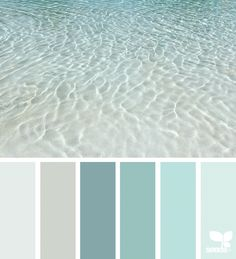 67 Ideas For Vintage Bedroom Decor Color Palettes Design Seeds Design Seeds, Interior Paint Colors, Paint Colors For Home, Beach Paint Colors, Turquoise Paint Colors, Beach Color Palettes, Palette Design, Paint Color Schemes, Beach Color Schemes