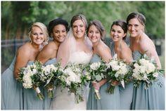 Chesapeake Wedding Photographer | Ashley + Josh | Private Residence » Sarah Street Photography Palette of Petals
