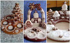 Winter Christmas, Christmas Ornaments, Gingerbread Cookies, Advent Calendar, Holiday Decor, Food, Home Decor, Gingerbread Cupcakes, Decoration Home