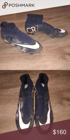 buy online 7a611 d5860 CR7 Nike Mercurial Vapor superfly 4 cleats Only worn a handful of times.  Bought a