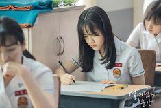 Blackpink Photos, Cute Photos, Drama Korea, Korean Drama, Dramas, Teen Images, Selfies, Drama Class, Web Drama