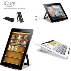 Ozaki iCarry Bookstand (iPad/iPad 2)