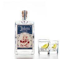 Joker's Gin on Behance