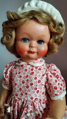 Yo colecciono muñecas ¿ Y tu ?: Muñecas Españolas de los años 40 y 50