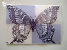 stampin up, swallowtail, pergament, vellum, miniklammern