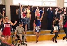 It's not easy being a Gleek. At least, it wasn't earlier this season. Aside from the sudden and tragic death of star Cory Monteith, and the subsequent sudden and tragic death of his character Finn Hudson