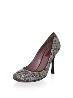 80% OFF Missoni Women's Platform Pump