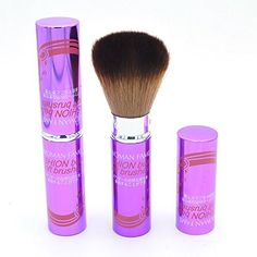 Ubeauty New 15 Colors Contour Face Cream Makeup Concealer Palettewood Nose brush * Click image to review more details.