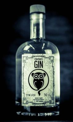 clockers gin ginfusion