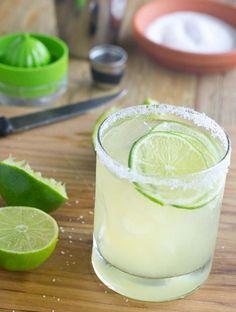 Best Classic Margarita Recipe - Yup. I said it. It's the best Margarita recipe out there. What makes it so good? It's mine!