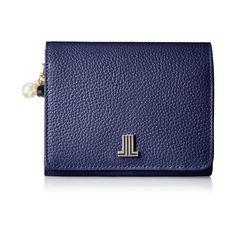 LANVIN en Bleu 481502 ランバンオンブルー デュポワ 2つ折り財布 – Mimosa -Cute fashion goods plaza-