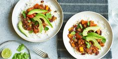 This vegan chilli packs in plenty of vegetables and doesn't fall short on the flavour front. Serve it with rice or in jacket potatoes for a filling supper Vegan Recipes Bbc, Vegan Chilli Recipe, Vegan Recipes Beginner, Chilli Recipes, Bbc Good Food Recipes, Vegan Dinner Recipes, Vegan Breakfast Recipes, Vegan Dinners, Vegetarian Recipes