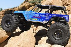 1:10 Electric Axial Wraith Poison rtr