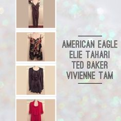Been in Vegas and now I'm back with lots of beautiful fashion, all with buy it now or BEST OFFER! And as usual, always free shipping in the US! Selling on eBay - link in bio ◀️ #tedbaker #americaneagle #elietahari #viviennetam #freeshipping #ebay #shopaholic #shopmyshop #instafashion #stylegram #swag #style #fashion #fashionblog #fashionista #fashion_land #fashionblogger