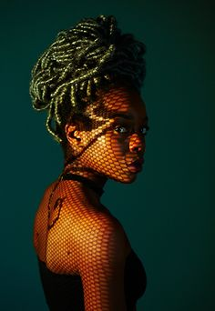 People Photography by Oliver Jungmann (2017, Germany) | Model: Constance Wambui