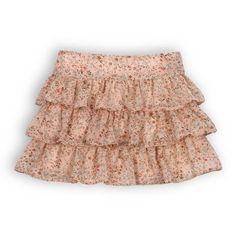Liberty printed skirt