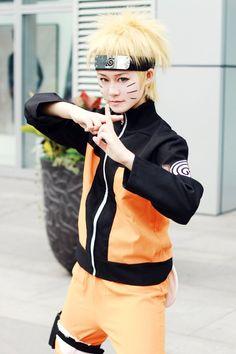 Naruto #cosplays