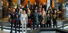 Arrowverse Crossover, CRISIS ON EARTH-X Gets A Trailer
